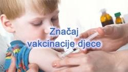 Značaj vakcinacije djece